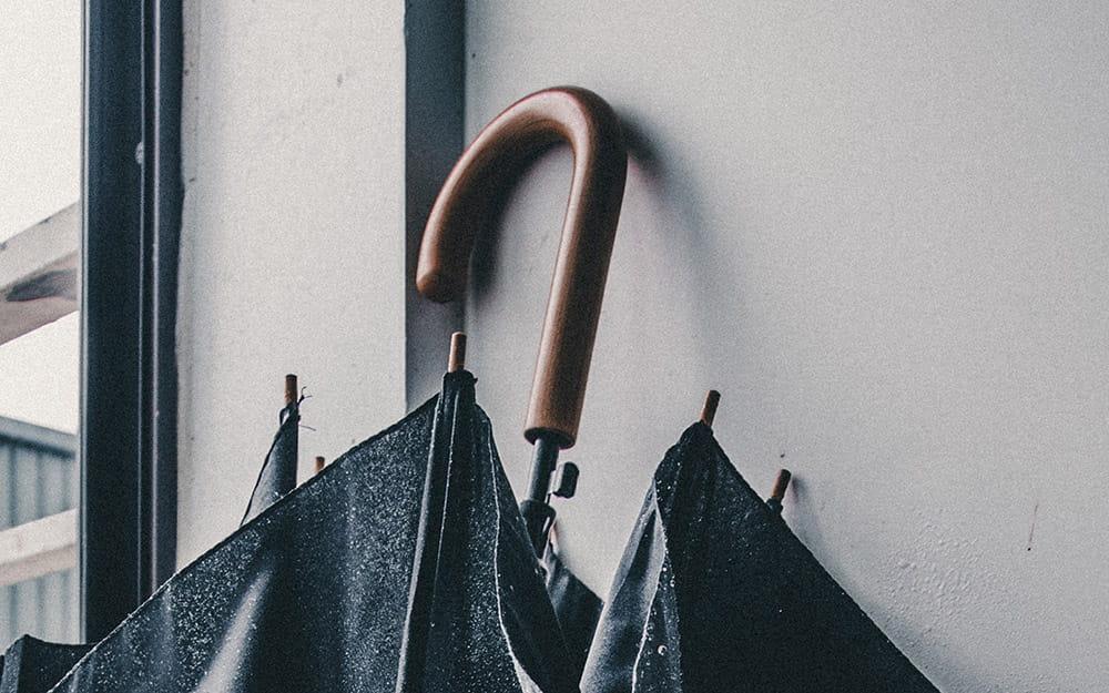Зонт. Инструкция по применению